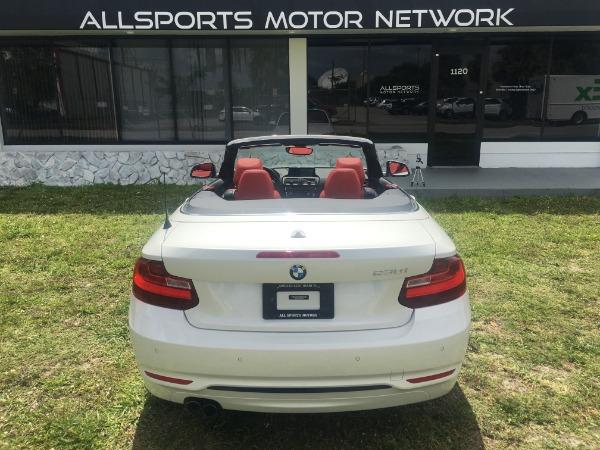 Used 2017 BMW 2 Series Convertible 230i Conv. | Miami, FL n27