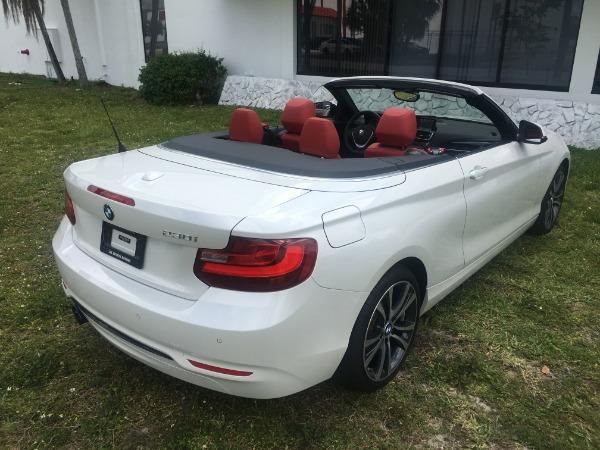 Used 2017 BMW 2 Series Convertible 230i Conv. | Miami, FL n28