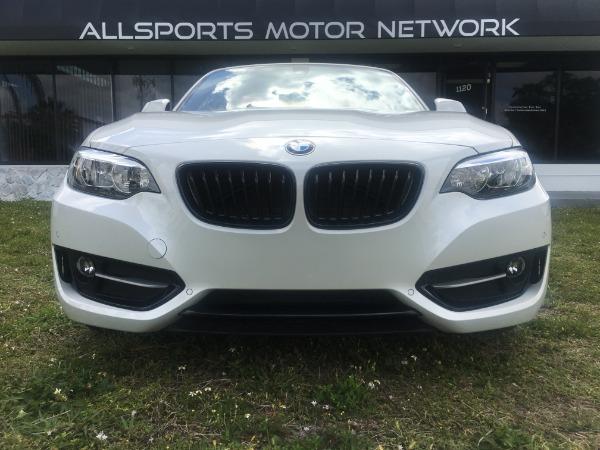 Used 2017 BMW 2 Series Convertible 230i Conv. | Miami, FL n3