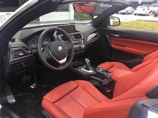 Used 2017 BMW 2 Series Convertible 230i Conv. | Miami, FL n30