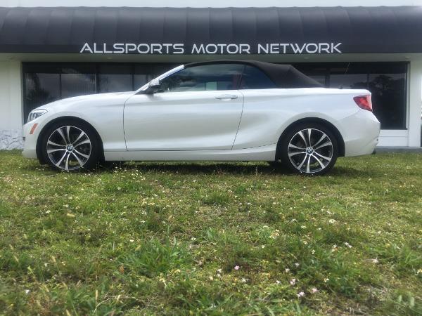 Used 2017 BMW 2 Series Convertible 230i Conv. | Miami, FL n4