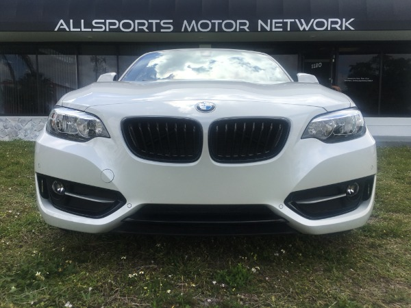 Used 2017 BMW 2 Series Convertible 230i Conv. | Miami, FL n6