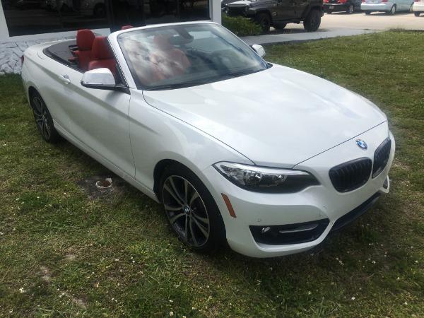Used 2017 BMW 2 Series Convertible 230i Conv. | Miami, FL n8