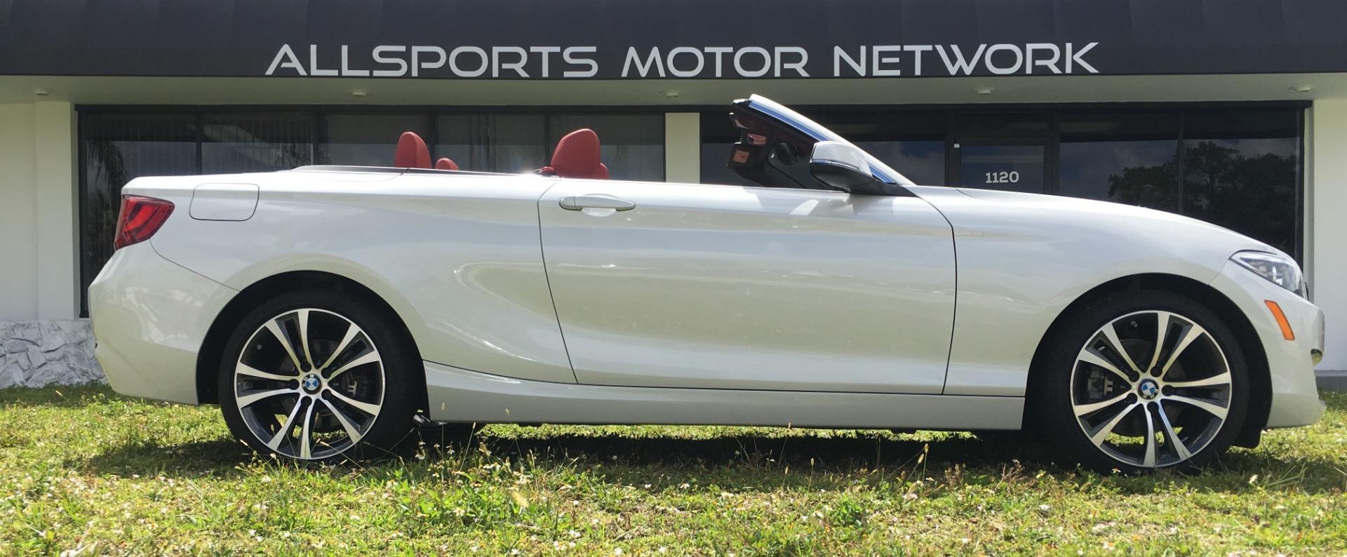 Used 2017 BMW 2 Series Convertible 230i Conv. | Miami, FL