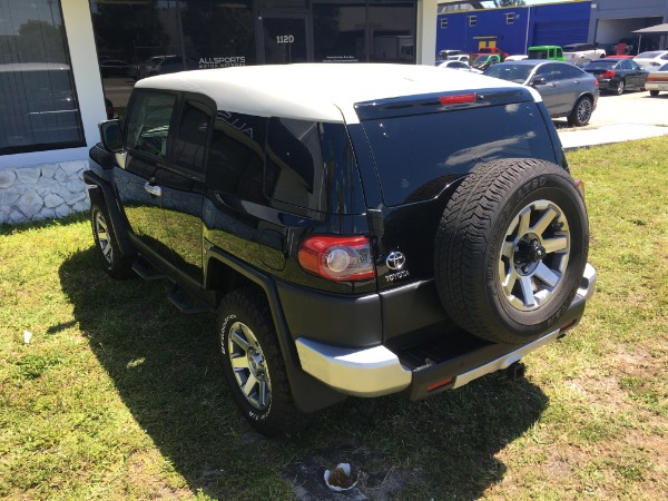 Used 2014 Toyota FJ Cruiser  | Miami, FL n14