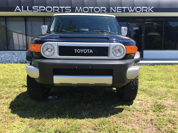 Used 2014 Toyota FJ Cruiser  | Miami, FL n3