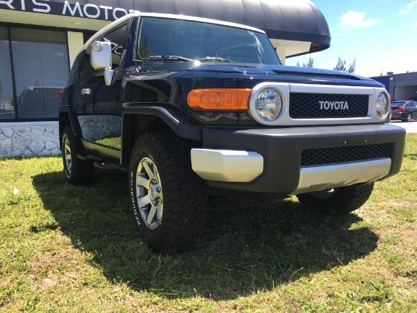 Used 2014 Toyota FJ Cruiser  | Miami, FL n5