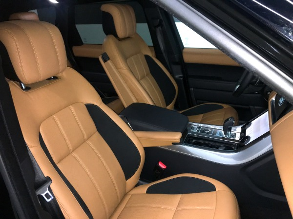 Used 2018 Land Rover Range Rover Sport V8 Supercharged Dynamic | Miami, FL n35