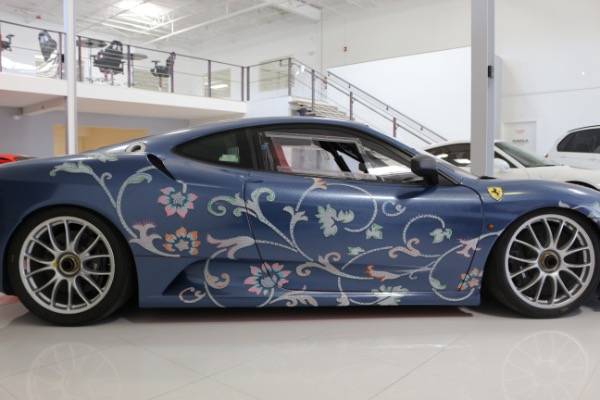 Used 2007 Ferrari F430 Challenge Artist: Duval-Carrie | Miami, FL n19