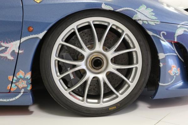 Used 2007 Ferrari F430 Challenge Artist: Duval-Carrie | Miami, FL n22