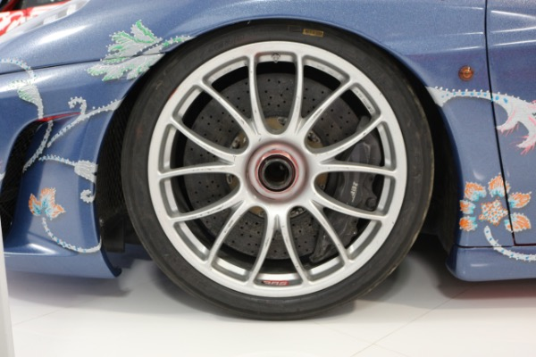 Used 2007 Ferrari F430 Challenge Artist: Duval-Carrie | Miami, FL n25