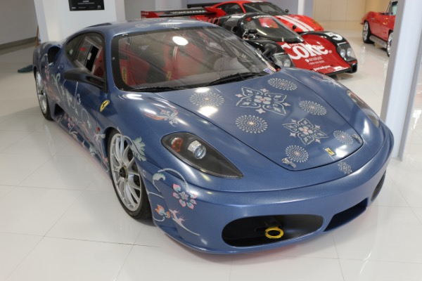 Used 2007 Ferrari F430 Challenge Artist: Duval-Carrie | Miami, FL n31