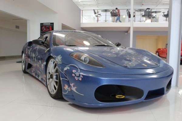 Used 2007 Ferrari F430 Challenge Artist: Duval-Carrie | Miami, FL n6
