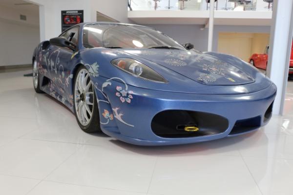 Used 2007 Ferrari F430 Challenge Artist: Duval-Carrie | Miami, FL n7