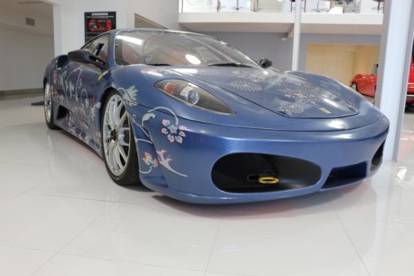 Used 2007 Ferrari F430 Challenge Artist: Duval-Carrie | Miami, FL n8