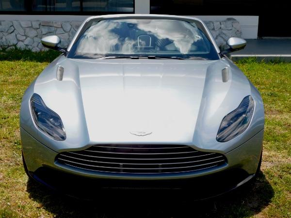Used 2019 Aston Martin DB11 Volante | Miami, FL n12