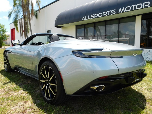 Used 2019 Aston Martin DB11 Volante | Miami, FL n14