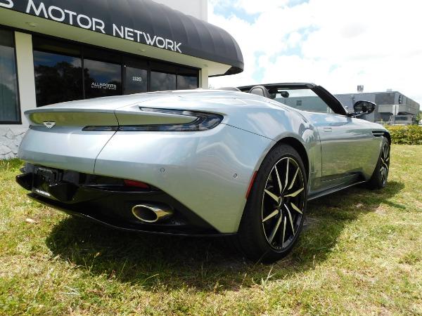 Used 2019 Aston Martin DB11 Volante | Miami, FL n16