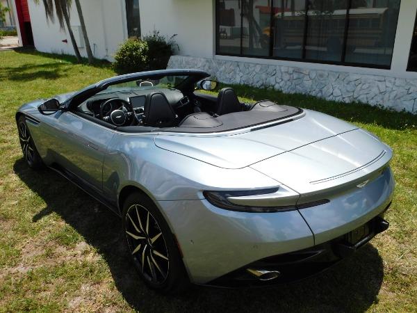 Used 2019 Aston Martin DB11 Volante | Miami, FL n17