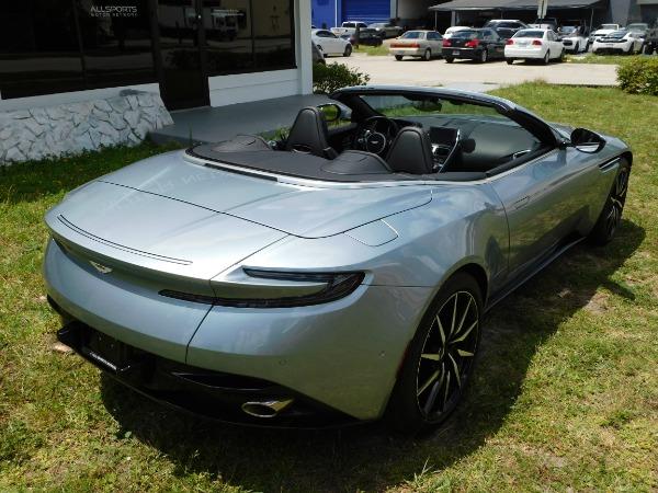 Used 2019 Aston Martin DB11 Volante | Miami, FL n19