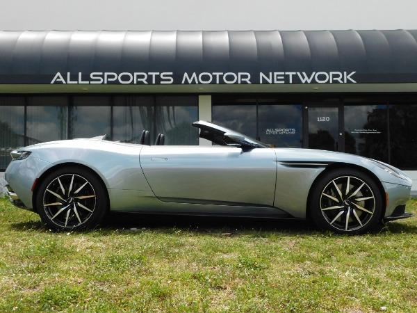 Used 2019 Aston Martin DB11 Volante | Miami, FL n2