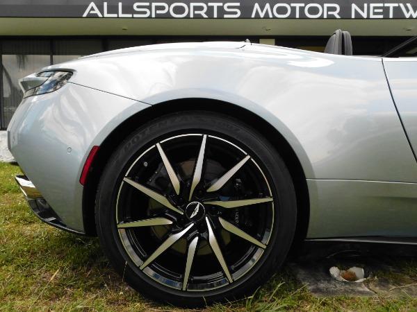 Used 2019 Aston Martin DB11 Volante | Miami, FL n20