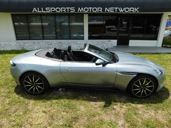 Used 2019 Aston Martin DB11 Volante | Miami, FL n21