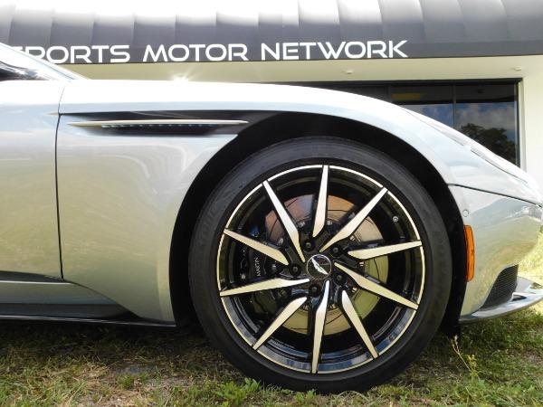 Used 2019 Aston Martin DB11 Volante | Miami, FL n22