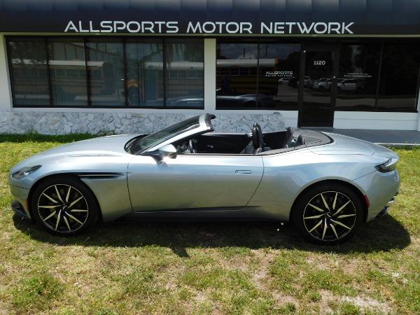 Used 2019 Aston Martin DB11 Volante | Miami, FL n27