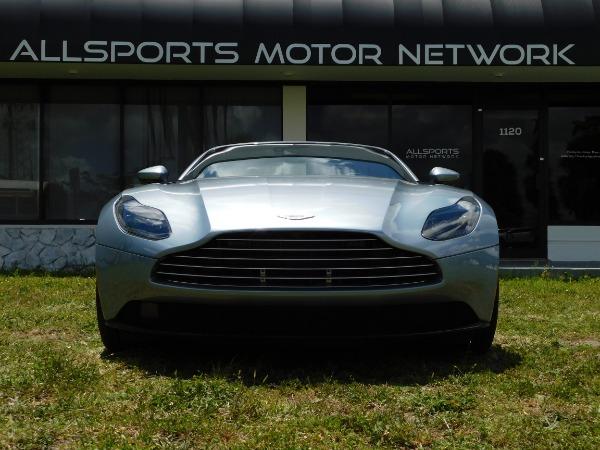 Used 2019 Aston Martin DB11 Volante | Miami, FL n3