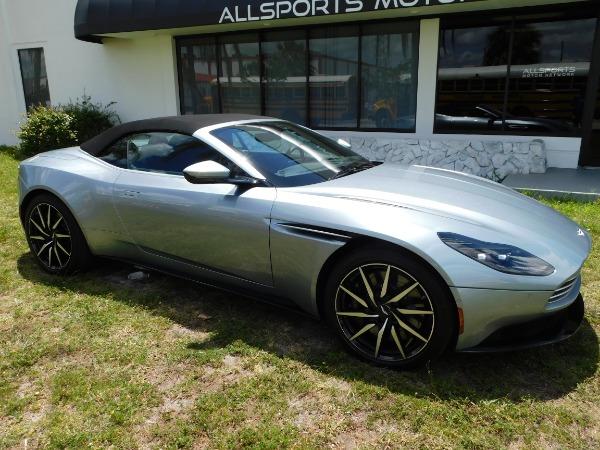 Used 2019 Aston Martin DB11 Volante | Miami, FL n34