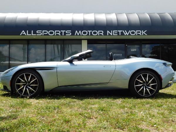 Used 2019 Aston Martin DB11 Volante | Miami, FL n4