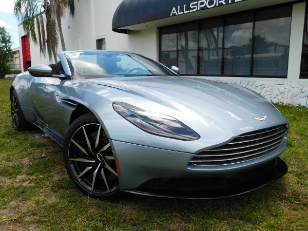Used 2019 Aston Martin DB11 Volante | Miami, FL n8