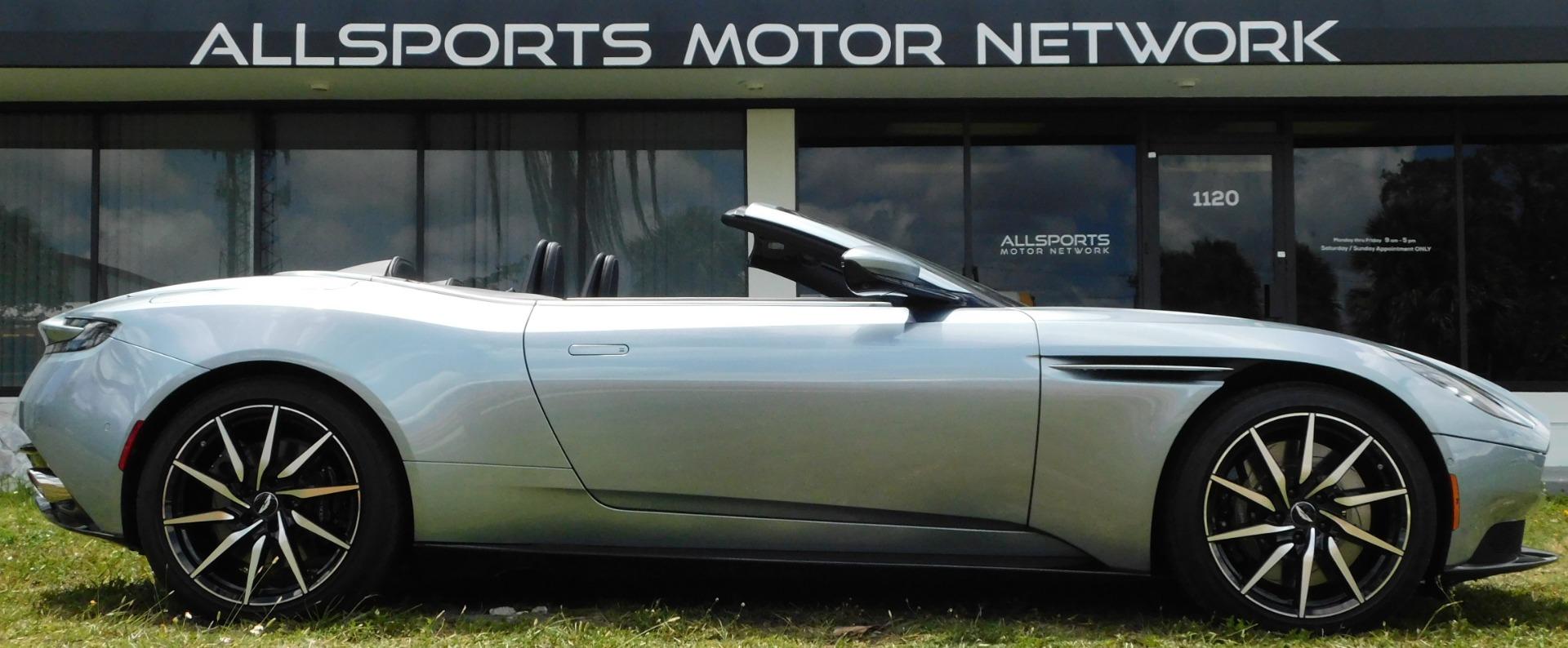 Used 2019 Aston Martin DB11 Volante | Miami, FL