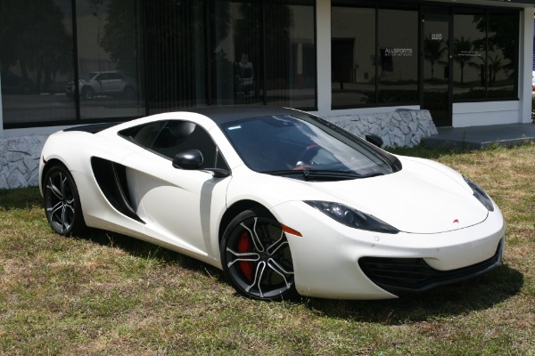 Used 2012 McLaren MP4-12C  | Miami, FL n11