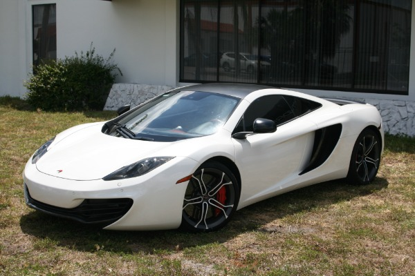 Used 2012 McLaren MP4-12C  | Miami, FL n13