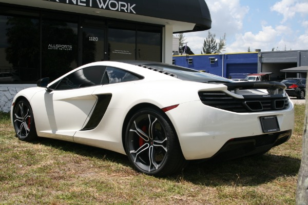 Used 2012 McLaren MP4-12C  | Miami, FL n14