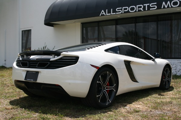 Used 2012 McLaren MP4-12C  | Miami, FL n16