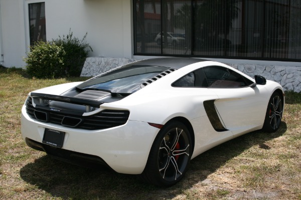 Used 2012 McLaren MP4-12C  | Miami, FL n19