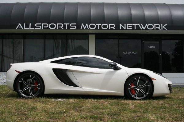 Used 2012 McLaren MP4-12C  | Miami, FL n21