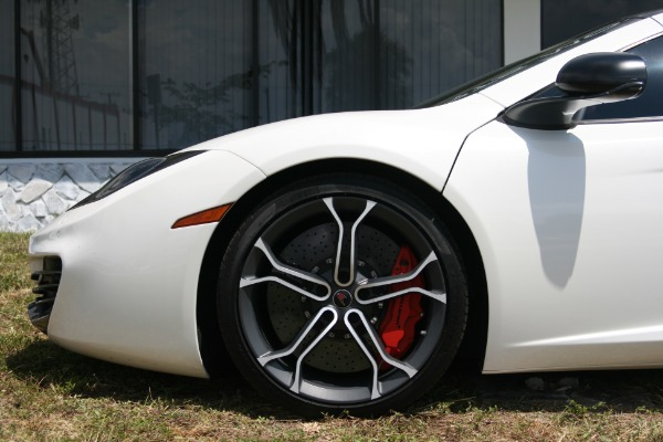 Used 2012 McLaren MP4-12C  | Miami, FL n23