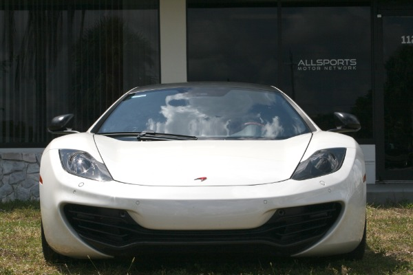 Used 2012 McLaren MP4-12C  | Miami, FL n3