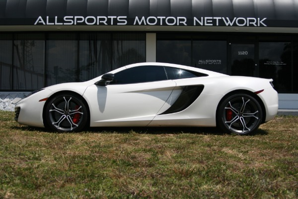 Used 2012 McLaren MP4-12C  | Miami, FL n4