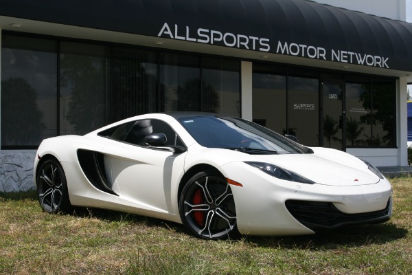 Used 2012 McLaren MP4-12C  | Miami, FL n8