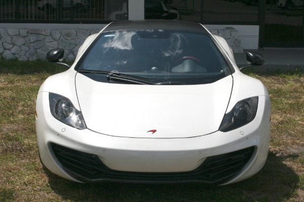Used 2012 McLaren MP4-12C  | Miami, FL n9