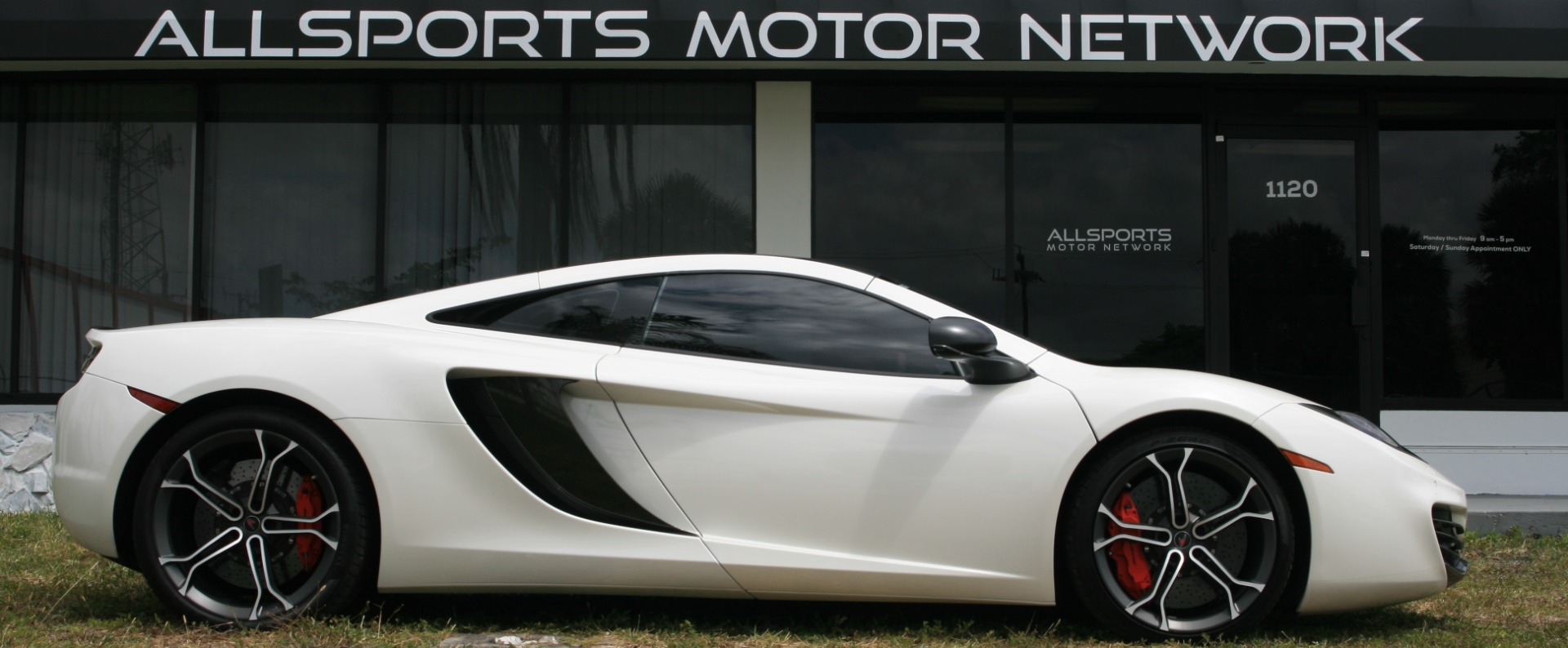 Used 2012 McLaren MP4-12C  | Miami, FL
