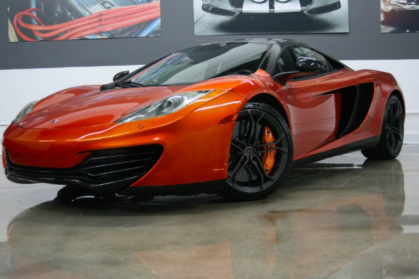 Used 2012 McLaren MP4-12C  | Miami, FL n10