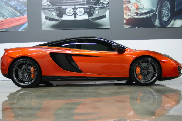 Used 2012 McLaren MP4-12C  | Miami, FL n2