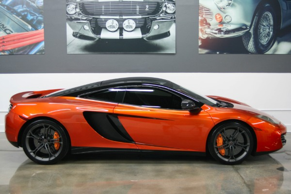Used 2012 McLaren MP4-12C  | Miami, FL n5