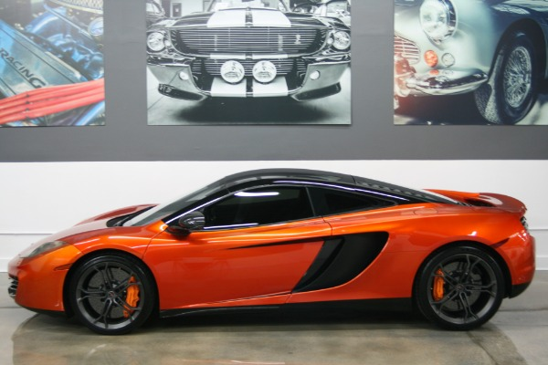 Used 2012 McLaren MP4-12C  | Miami, FL n7